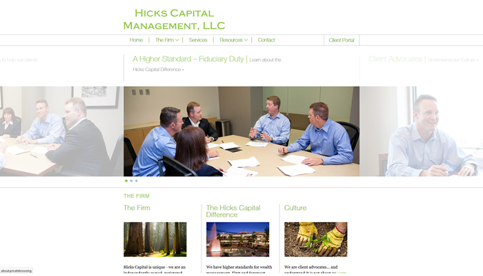 Hicks Capital Management