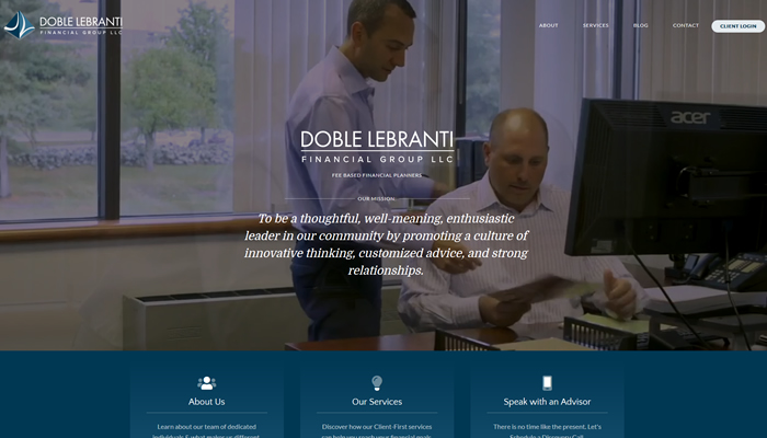DOBLE LEBRANTI FINANCIAL GROUP LLC
